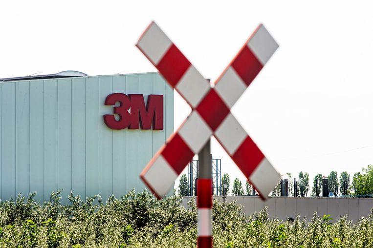 Ook Groen wilde geld uitdelen aan chemiebedrijf 3M. Beeld Photo News
