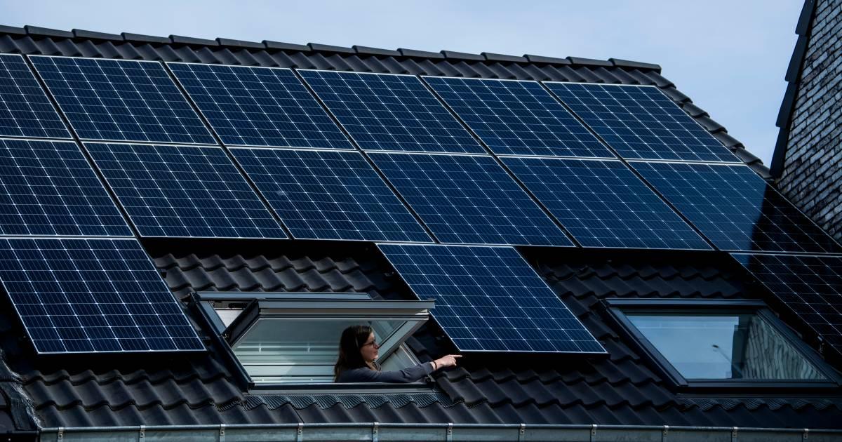 Bonne nouvelle pour les propriétaires de panneaux solaires - 7sur7