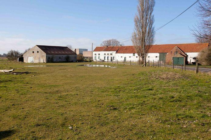 De Sandershoeve in Stene-Dorp.