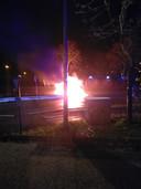 Ongeval R4 ter hoogte Gestichtstraat.