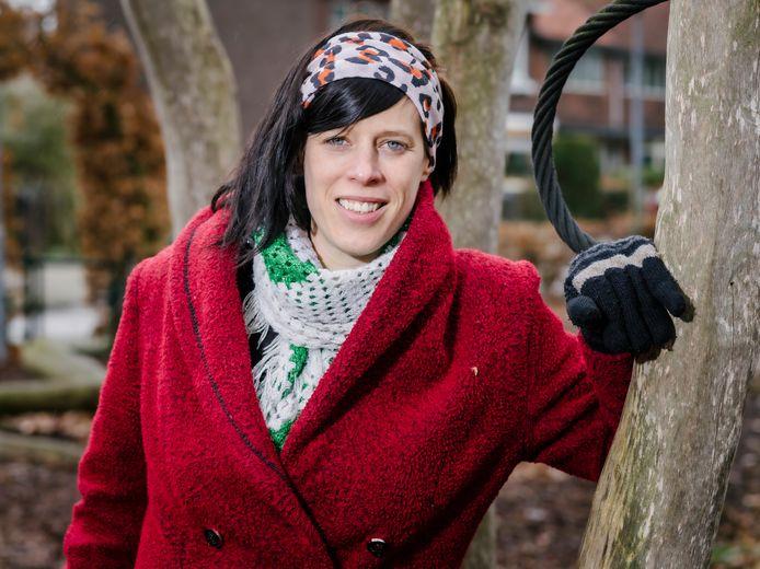 Rianne van der Molen: 'Wie mij ziet fietsen of lopen, zal niet meteen zien dat ik chronisch pijn heb.'