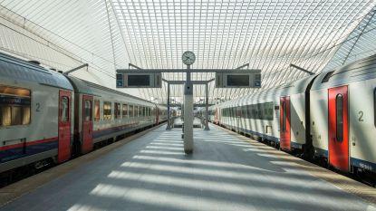 Treinverkeer tussen Leuven en Luik onderbroken na kabeldiefstal