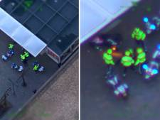 Haagse politie geeft beelden vrij van aanhouding straatrovers na vijf diefstallen met geweld