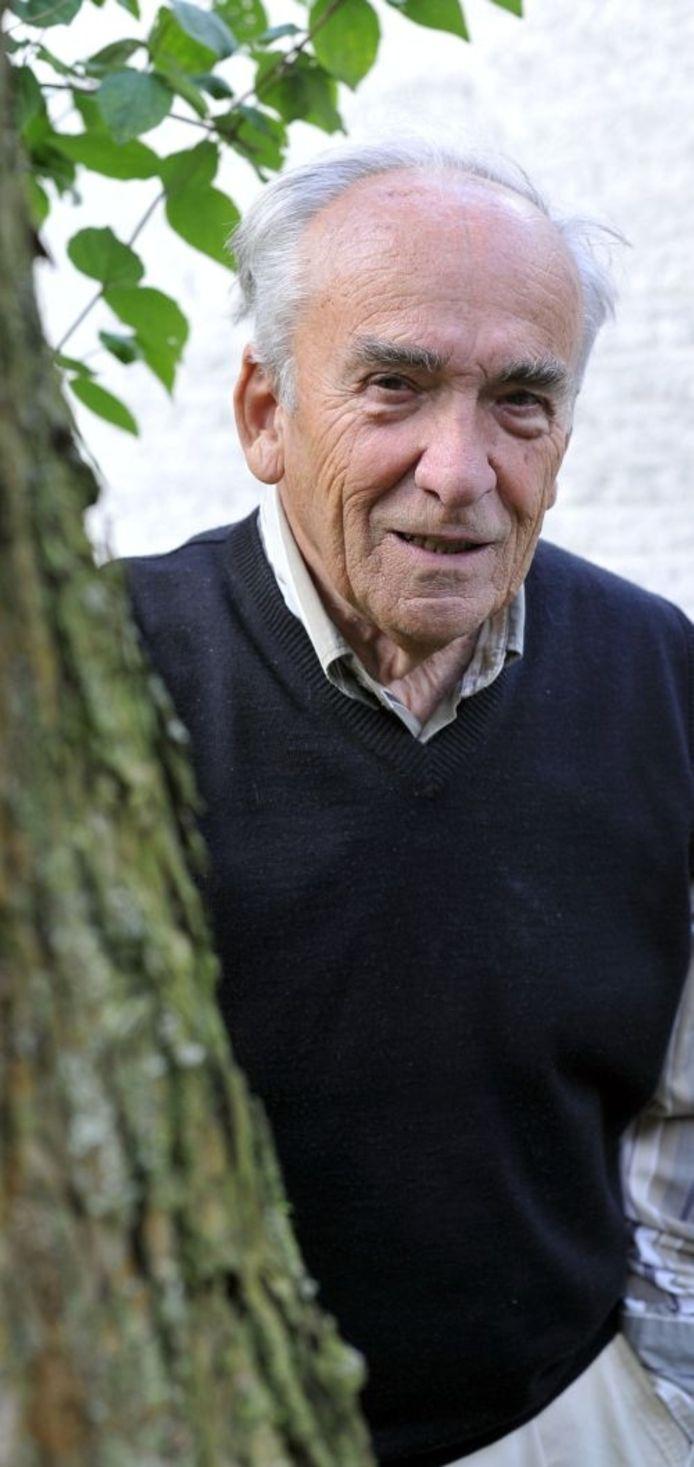 Kees Nijsen, 15 sept. 2010. foto Jean Pierre Reijnen
