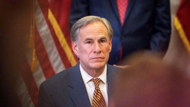 Gouverneur van Texas test positief op coronavirus