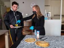 Van afval prikken tot pannenkoeken bakken: 250 studenten zetten zich in voor goede doel