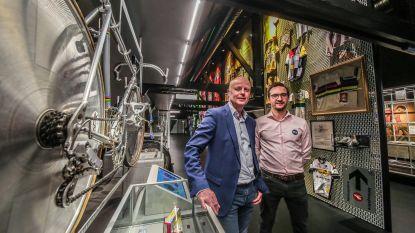 """Wielermuseum KOERS kreeg al 12.000 bezoekers over de vloer in zes maanden: """"Hoewel iedereen positief is, kan het altijd nog beter"""""""