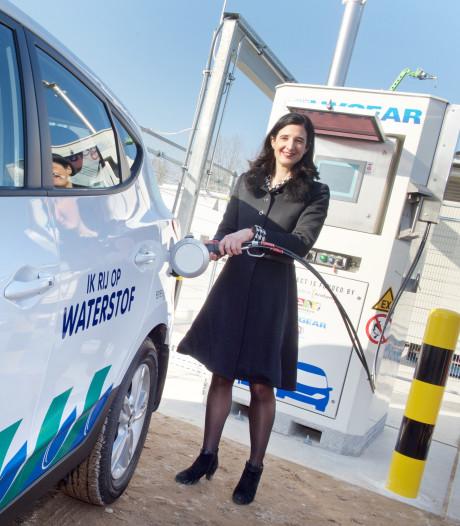 Arnhem krijgt derde tankstation voor waterstofauto's in Nederland