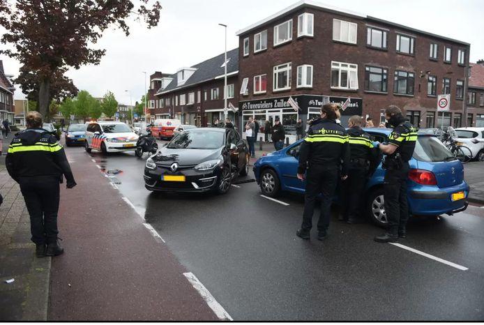 Ook de Sweder van Zuylenweg waar recentelijk een aantal ongelukken waren, moet 30 kilometer per uur worden