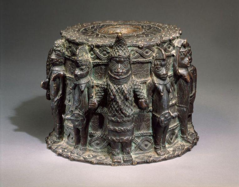 Bronze altar, late 18th century, Metropolitan Museum of Art Beeld