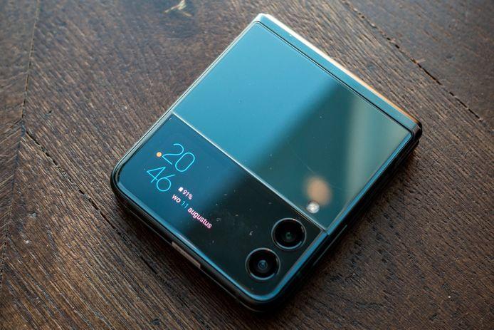 Samsung Galaxy Z Flip 3.