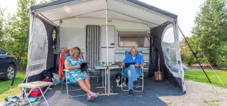 Marja en Dave moeten van de camping af: Alles is volgeboekt