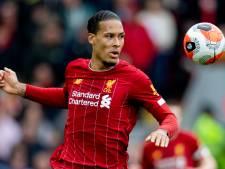 Kompany lovend over Van Dijk: 'Beste verdediger uit historie Premier League'