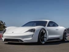 Elektrische Porsche verbluft met razendsnelle oplaadtijd
