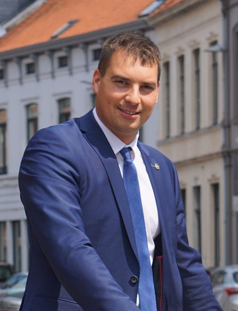 Schepen Dries Depoorter (Open Vld)