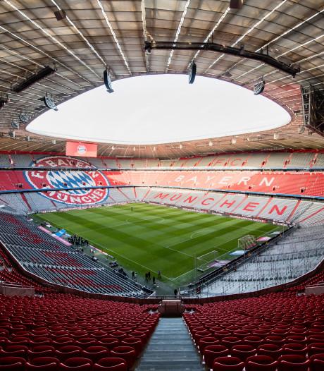 'Bij voetbalduels in Bundesliga 239 personen welkom'