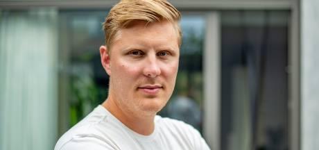 Bas (30) uit Zutphen had lymfeklierkanker en is nu samen met BN'ers het gezicht van landelijke campagne