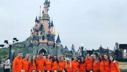 """Belgische dansgroep speelt eigen show in Disneyland: """"We kregen meteen een uitnodiging om terug te komen"""""""