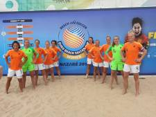 Sylvana Tieleman met Oranje niet opgewassen tegen nummer 1 van de wereld