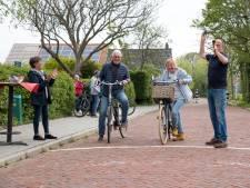 Geen wedstrijd, maar je kunt wel winnen bij de eerste fietstocht van Noordwelle