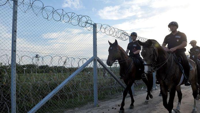 Hongaarse grensbewaking