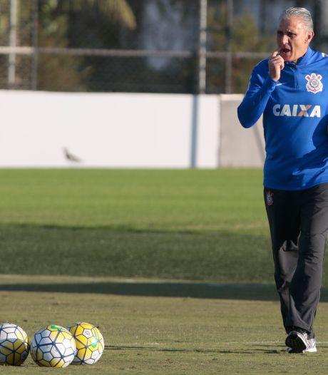 Tite nieuwe bondscoach van Brazilië