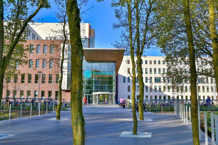 Het Meander Medisch Centrum in Amersfoort.