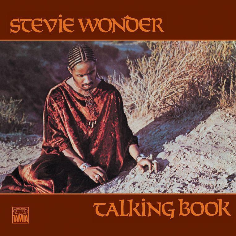 Talking Book, Stevie Wonder Beeld