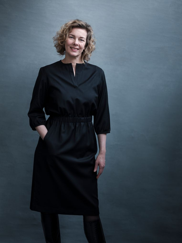 Marieke van Schaik. Beeld Frank Ruiter