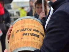 Les premiers maatjes sont arrivés à Ostende