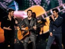Jonas Brothers na tien jaar weer terug in Nederland