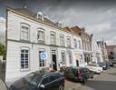 Het statige pand aan de Marktstraat waar Wijnhuis Lodewijk Napoleon zich vestigt.