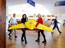 ANWB test na proef bij Arnhem medische drone nu tussen Zwolle en Meppel