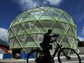 Dit is de Fietsappel, de meest herkenbare fietsenstallingen van Nederland