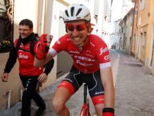 Mollema houdt zicht op eindzege Coppi e Bartali