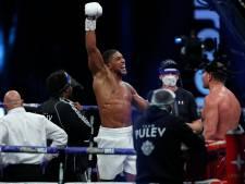 'Gevecht tegen Oleksandr Usyk kan bokscarrière Anthony Joshua schaden'