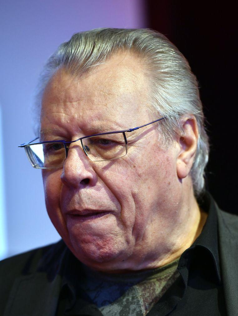 Lukas De Vos. Beeld BELGAIMAGE