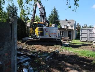 21 woningen tegen de vlakte voor optimalisatie ring, al is het nog niet duidelijk wat er in de plek komt