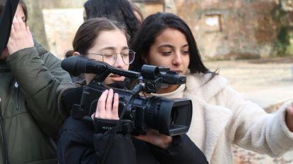 Willebroekse scholieren maken zelf film en theater