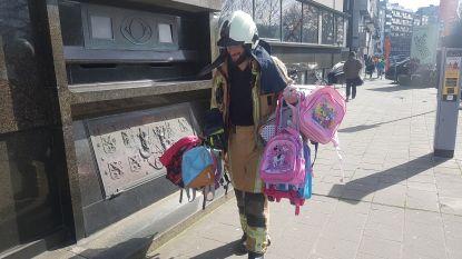 280 kinderen kunnen vandaag niet naar school door instortingsgevaar