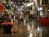 Storm raast over de regio: brandweer kreeg in twee uur tijd 45 meldingen van wateroverlast
