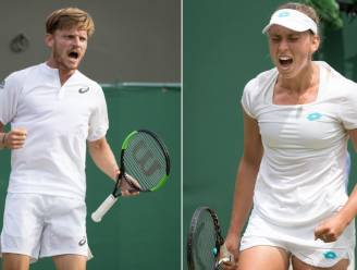 Maandag Belgendag: unieke kans voor Goffin en Mertens om kwartfinales te halen op Wimbledon