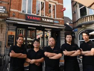 """Na heropening café Allee nu ook nieuw Japans restaurant Yammi Yammi op Oude Markt: """"Langste toog raakt stilaan weer opgeblonken"""""""