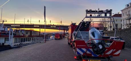 Man gered uit de Rijn door medewerkers van een cruiseschip