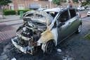 Twee auto's in vlammen opgegaan in Tongelre.