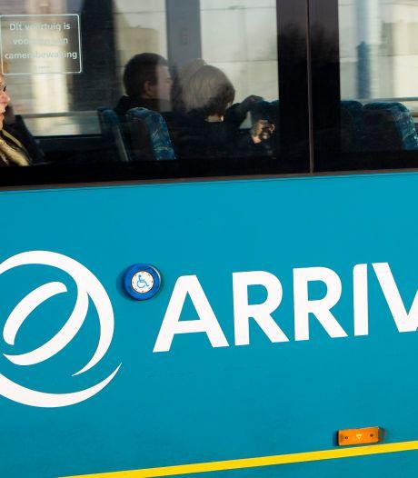 Arriva verwacht lichte stijging in aantal reizigers en past dienstregeling aan
