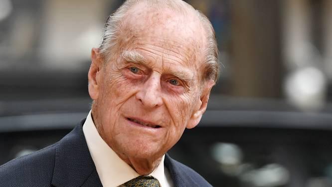 Britse prins Philip succesvol geopereerd voor zijn hartaandoening