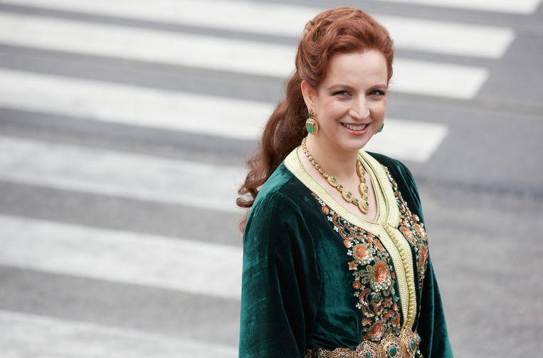 Prinses Lalla Salma van Marokko