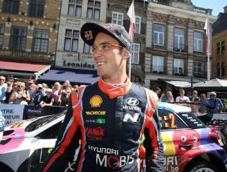 Thierry Neuville sluit langer verblijf bij Hyundai niet uit