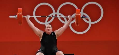 L'haltérophile transgenre Laurel Hubbard a marqué l'histoire des JO, elle envisage une fin de carrière